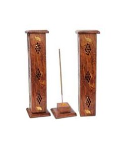 Wooden Incense Tower