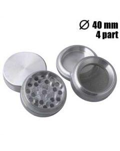 Grinder Aluminium 4Parts 40MM