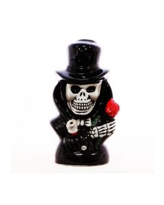 Mr Death Ceramic Bong