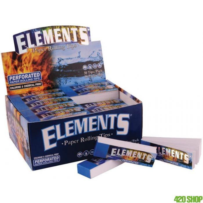 Elements Perforated Filter Tips