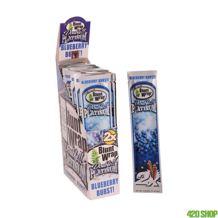 Bluntwrap Blueberry