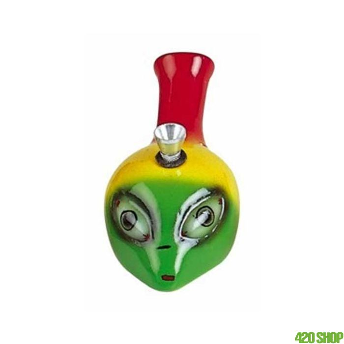 Alien Water Pipe