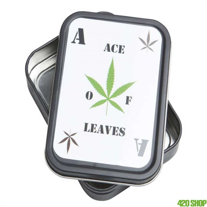 Sigarettendoosje Ace of Leaves