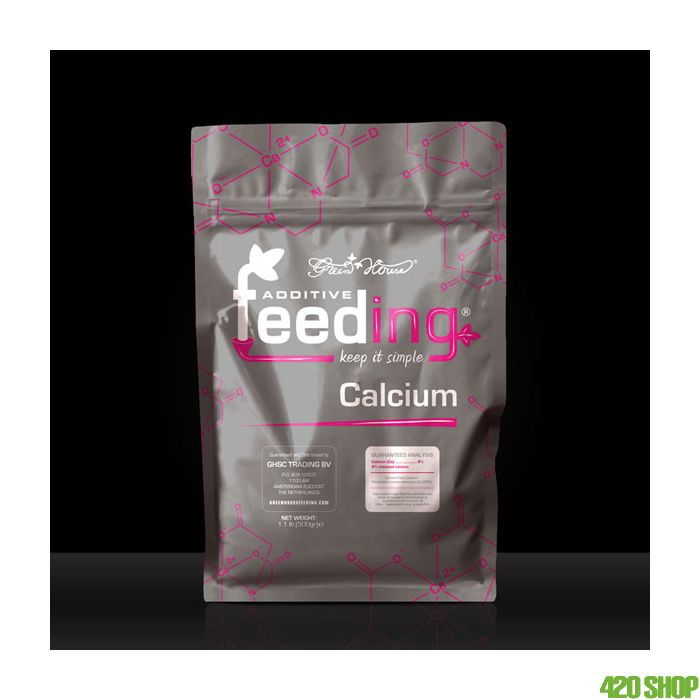 Calcium Additive 500 Gram