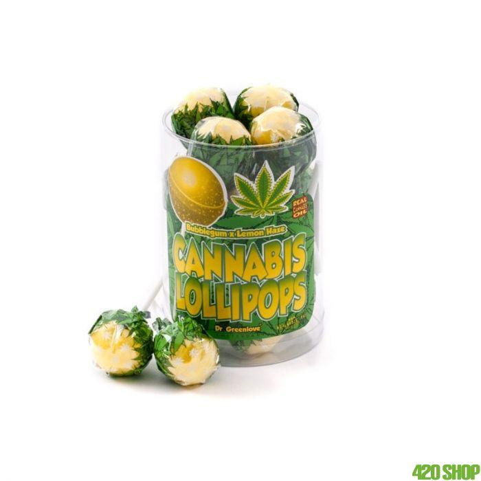 Wiet Lolly Bubblegum x Lemon Haze