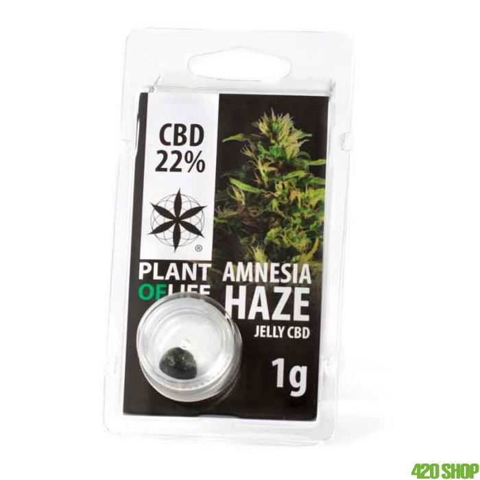 CBD Jelly (22% Amnesia Haze)