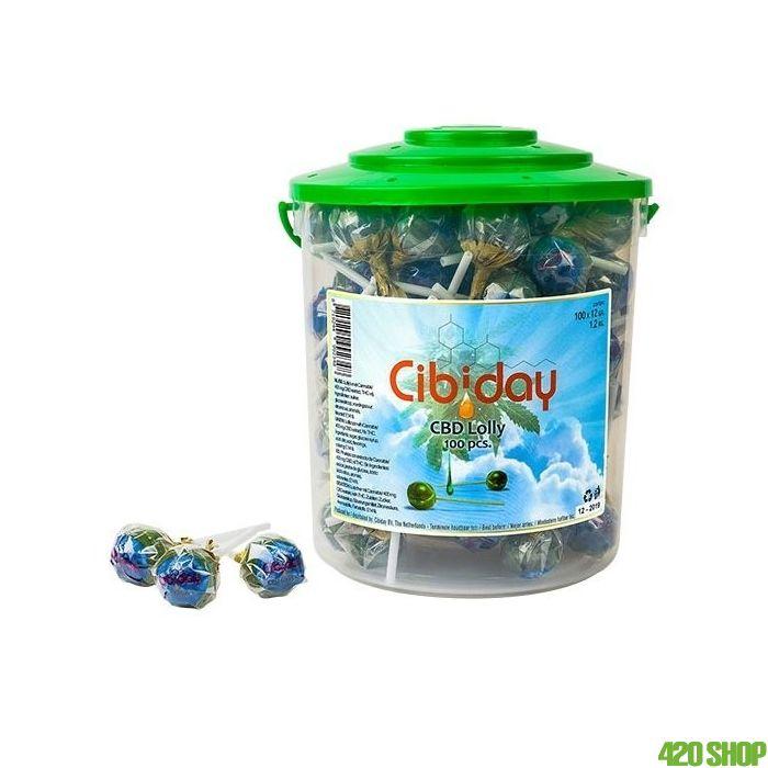 CBD Lolly's (4 mg CBD)