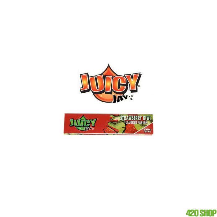 Juicy Jay Strawberry Kiwi