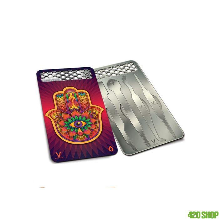 Dabit Card Hamsa