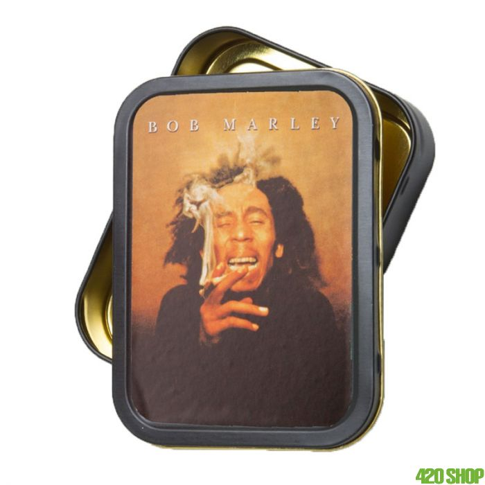 Sigarettendoosje Bob Marley Smoking