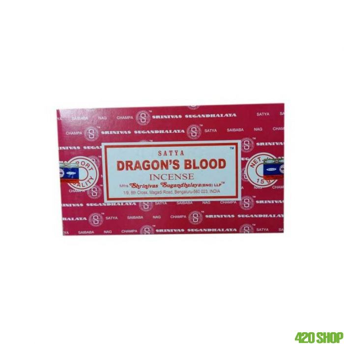 Dragons Blood Wierook (Satya)