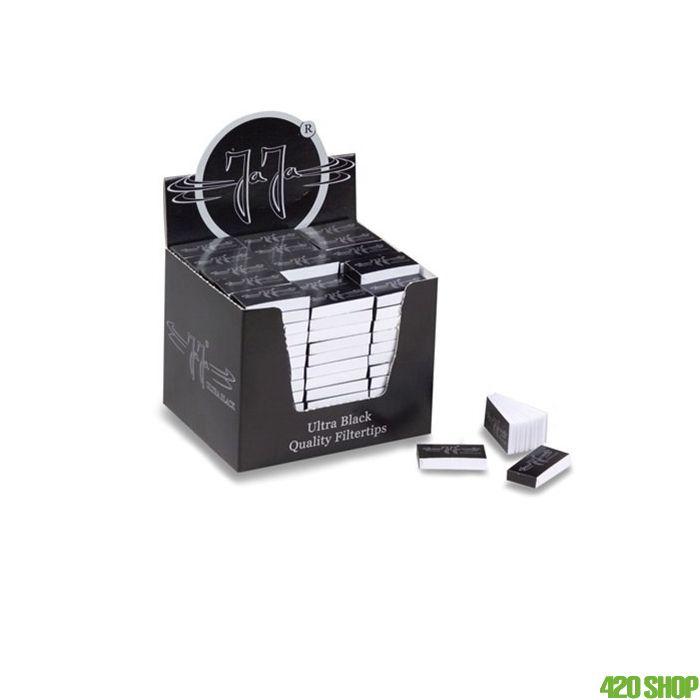 JaJa Black Mini Filtertips