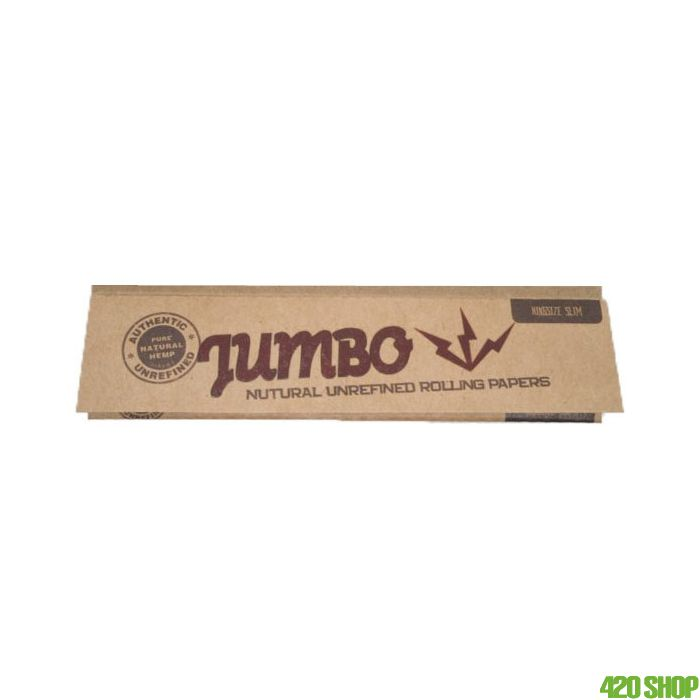 Jumbo Unbleached Rolling Paper
