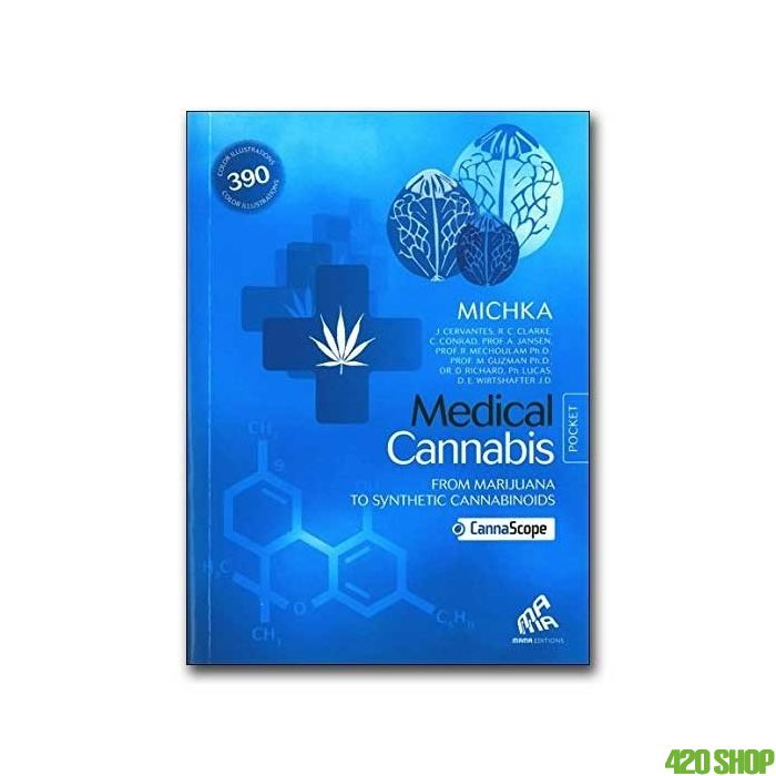 Medicinal Cannabis (English Book)