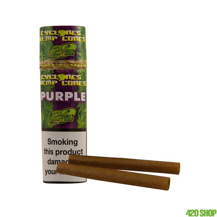 Pre Rolled Purple Grape Blunts