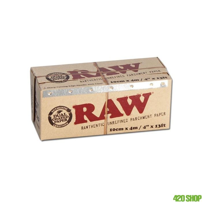 RAW  Parchment Paper Rolls