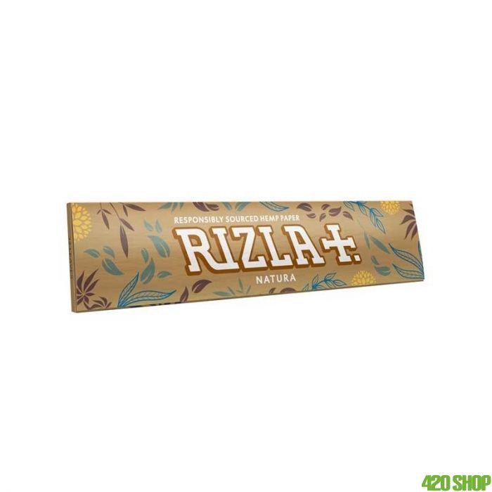 Rizla Natural (Kingsize Slim Vloei)