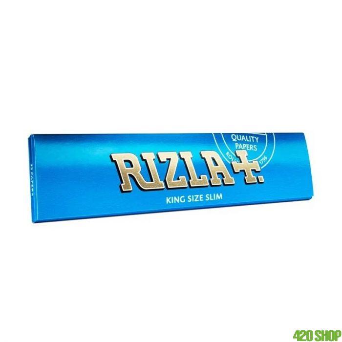 Rizla Blauw (Kingsize Slim Vloei)