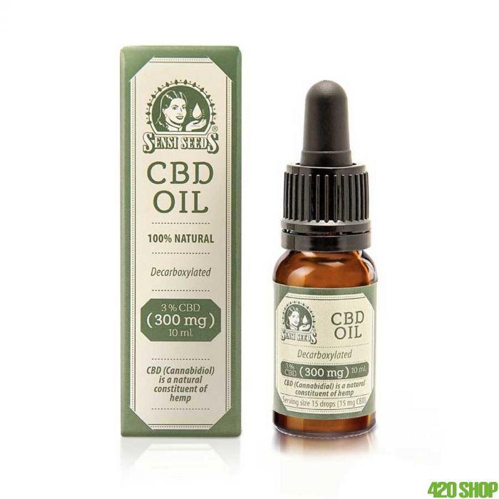 CBD Olie 3% Sensi Seeds