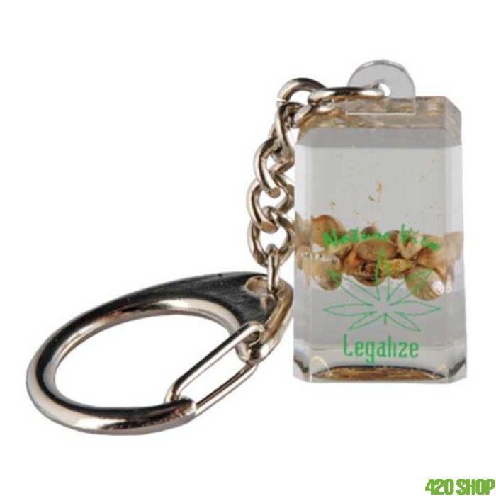 Key Chain Cannabis Seeds
