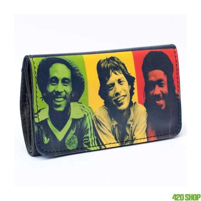 Tobacco Pouch Bob Marley