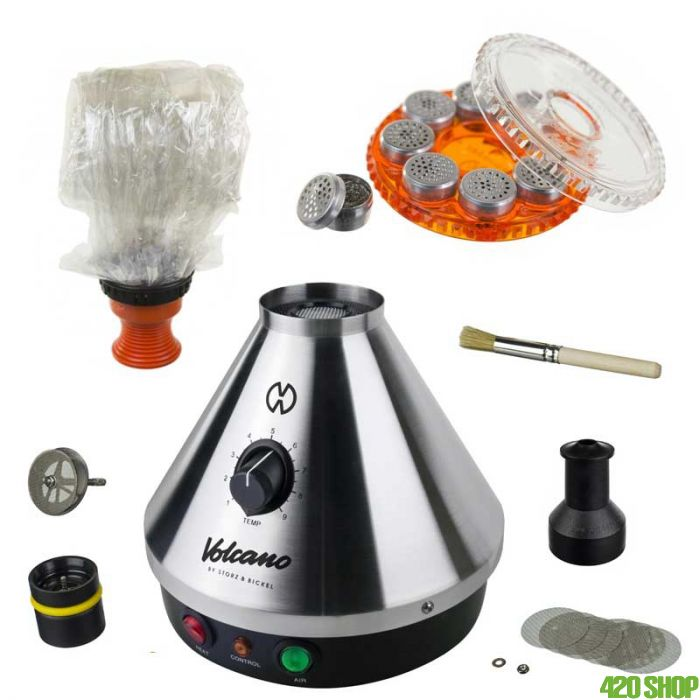 Volcano Accessoires