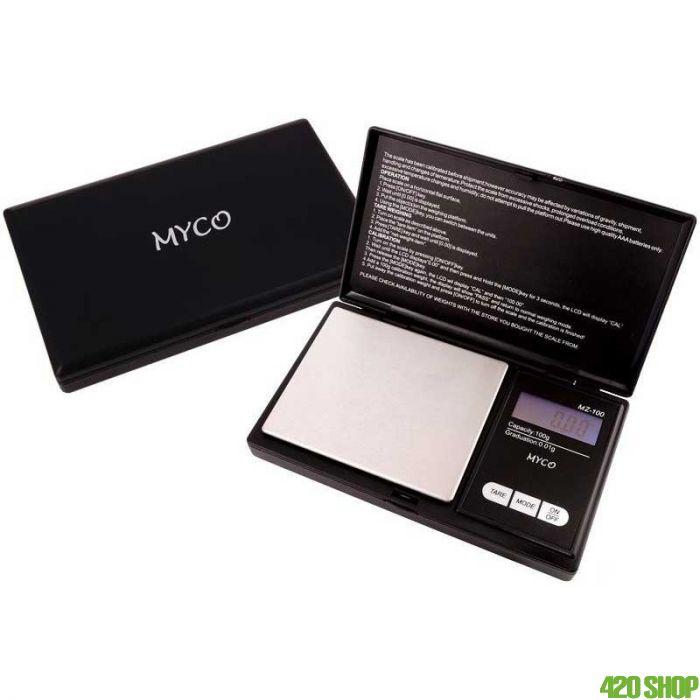 Pocket Scale 100x0.01 Gram