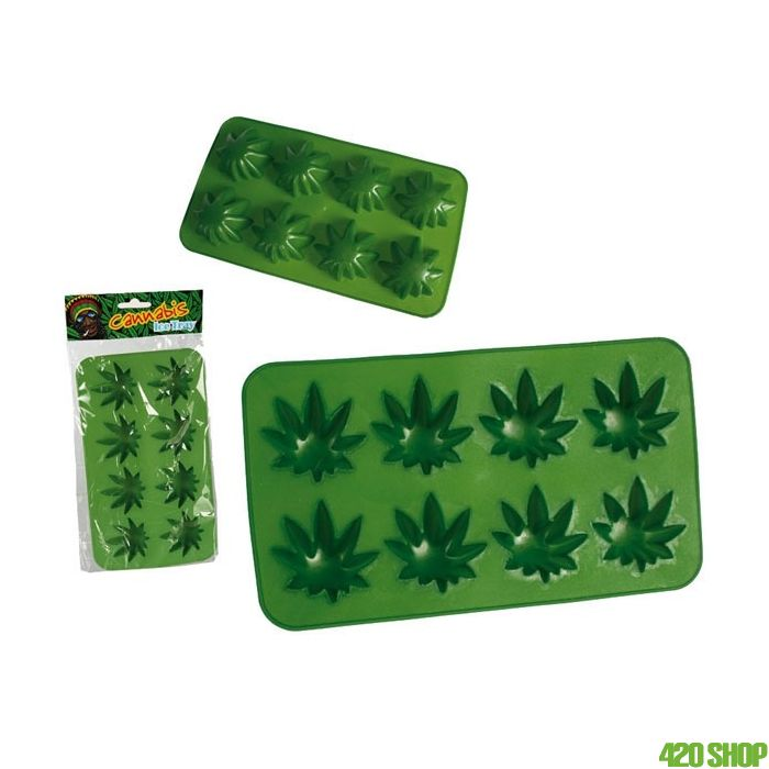 Weed Ice Cubes