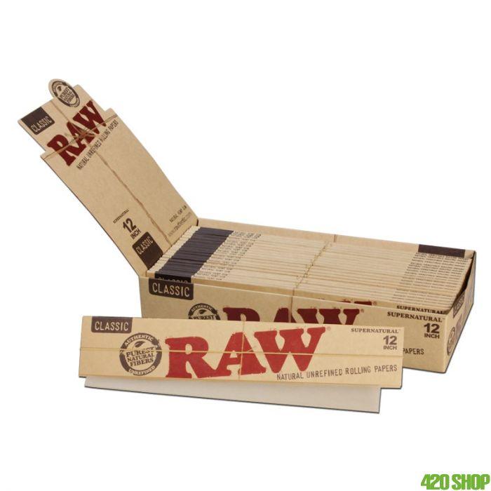 Raw Supernatural Paper (28CM)