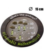 Asbak Cannabis Mathematics (15CM)
