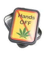 Sigarettendoosje Hands OFF