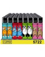 Clipper Lighters Animal Star