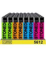 Clipper Lighter Stoned