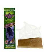 Juicy Jay Hemp Blunt Grape