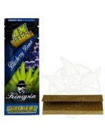 Kingpin Blueberry Bomb Hemp Wraps