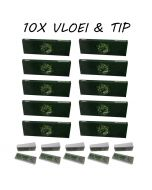 Rolling Paper & Filtertips | 420 Pack