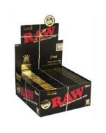 RAW Black Ultra Thin Rolling Paper