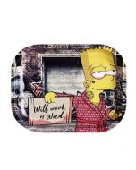 Rolling Tray Simpsons