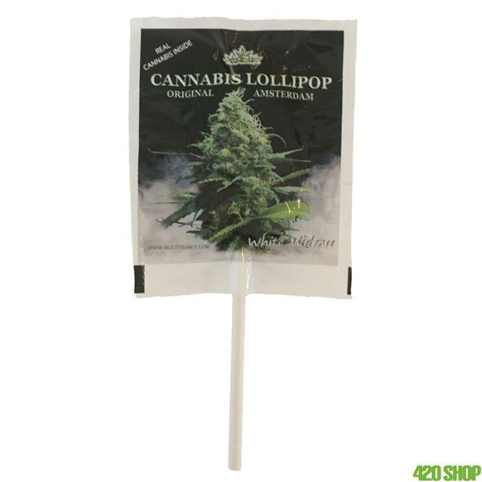Amsterdam Cannabis Lolly