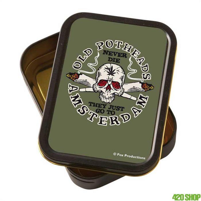 Sigarettendoosje Old Potheads
