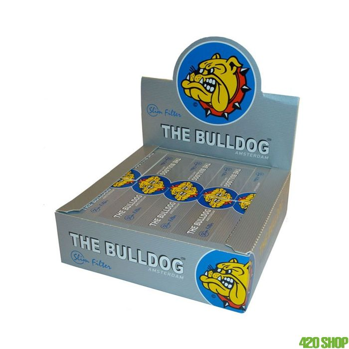 The Bulldog Filter Tips Perforated