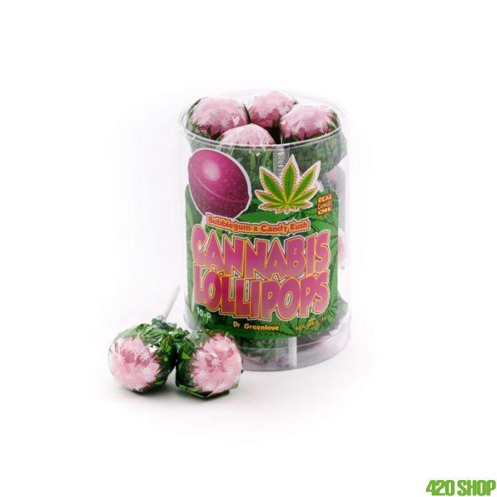 Wiet Lolly (Bubblegum x Candy Kush)