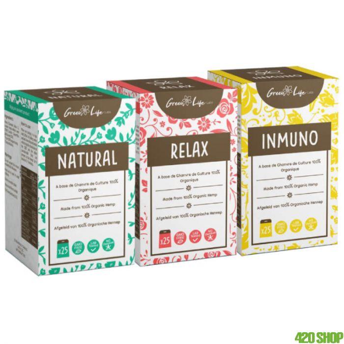 Greenlife CBD Tea