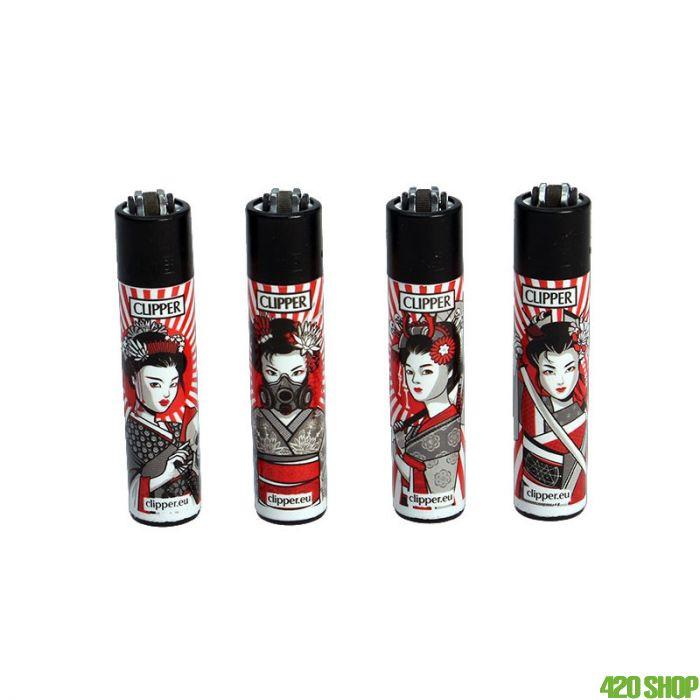 Clipper Lighter Geisha
