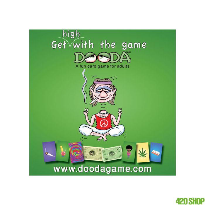 Dooda Cannabis Card Game