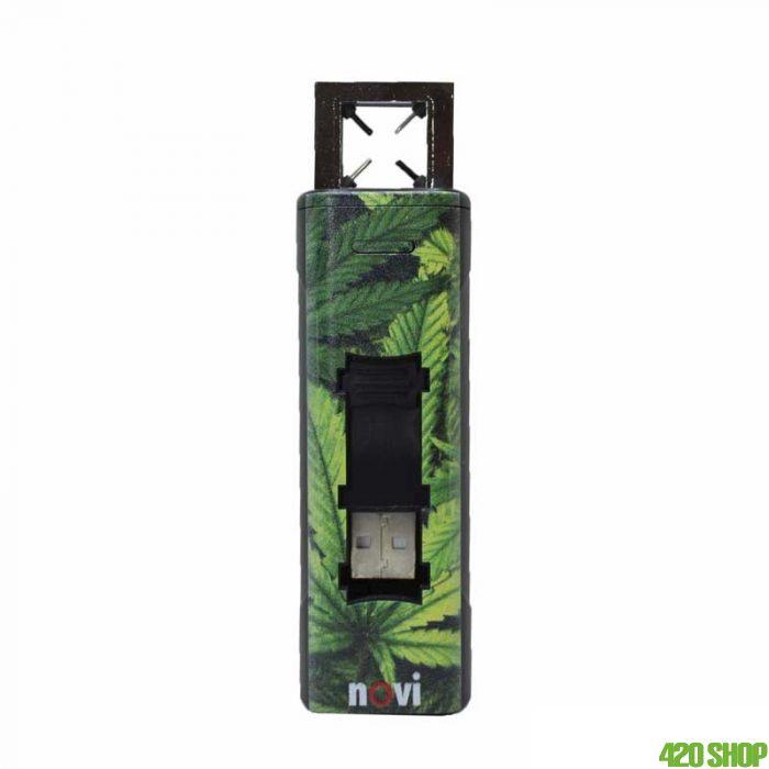 Plasma Aansteker iXnite Cannabis  Leaf