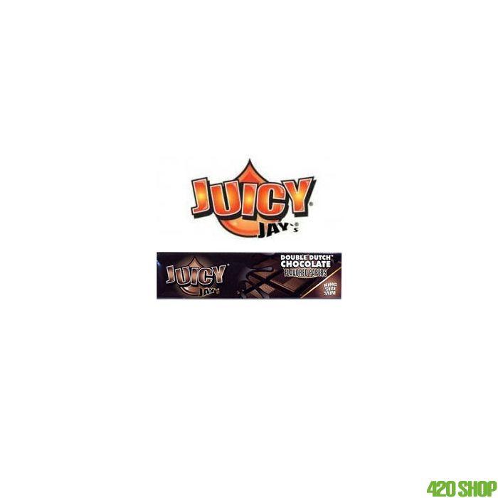 Juicy Jay Double Dutch Chocolate