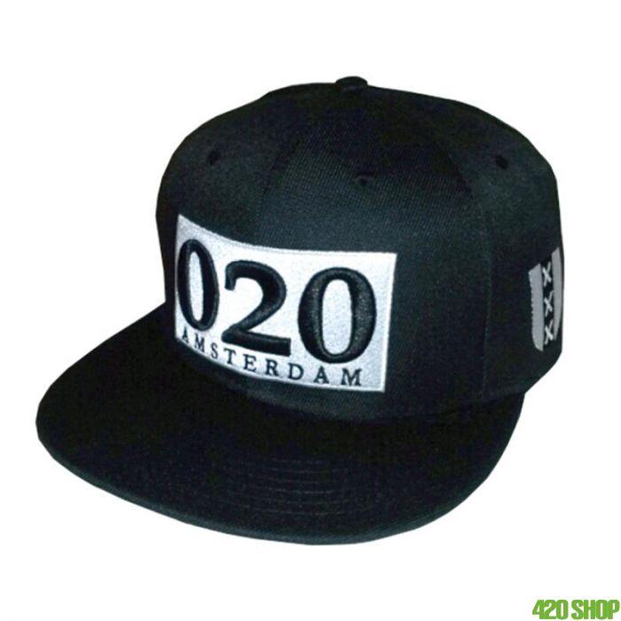 Amsterdam Snapback Cap 020