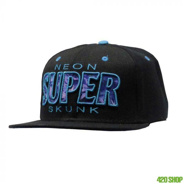 Neon Super Skunk Lauren Rose Cap