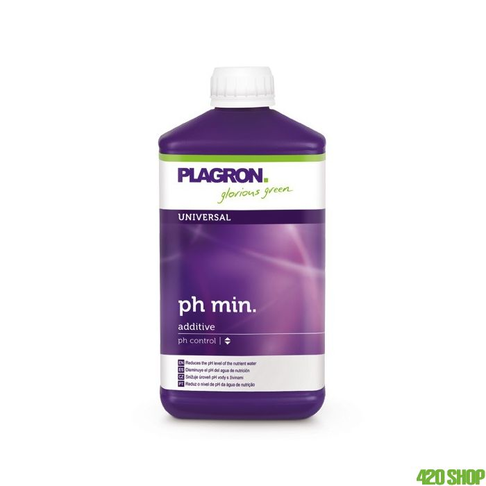 PH Min Plagron (500ML or 1 Liter)